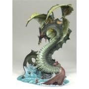 McFarlane Toys Dragons Series 5 Action Figure Water Dragon Clan 5