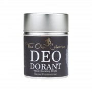 The Ohm Collection deo dorant poeder frankincense - 120g