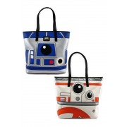 Loungefly Star Wars by Loungefly Tote Bag R2-D2/BB-8