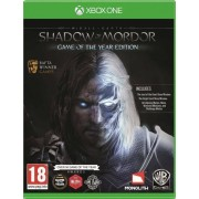 Joc consola Warner Bros Middle Earth Shadow of Mordor GOTY Xbox One