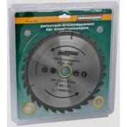 Disc Fierastrau Circular 200 x 30 mm / 30 Dinti - MANNESMANN - M13330