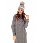 Fes gri, ROH, tricotat - A0300