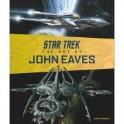 Titan Star Trek: The Art of John Eaves (Hardback)