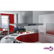 vidaXL Otočna Kuhinjska Napa s LCD Zaslonom
