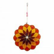 Raamdecoratie Mandala Multicolor