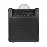 HolySmoke iDisco Mini V2 - Bluetooth Party Speaker