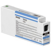 Epson ink cartridge UltraChrome HDX/HD cyan 350 ml T 8242