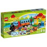 Lego Klocki konstrukcyjne DUPLO Mój Pierwszy Pociąg 10507