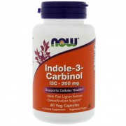 Indole-3-Carbinol (I3C) 200mg - 60
