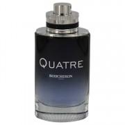 Boucheron Quatre Absolu De Nuit Eau De Toilette Spray (Tester) 3.3 oz / 97.59 mL Men's Fragrance 541343