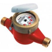 Contor apa calda, apometru Bmeters GMDX, multijet cu cadran uscat cu racord filet de 1 1/4 toli
