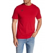 Umbro Arch Ultra Short Sleeve Tee JESTER RED BLACK BE