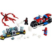 LEGO Super Heroes 76113 Pókember motoros mentése