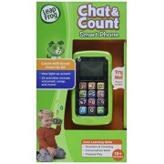 Leapfrog Chat and Count Phone, Green