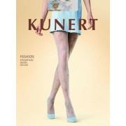 Tunn strumpbyxa med blommigt mönster Springtime från Kunert, 20 DEN teint 42-44