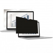 Monitorszűrő, betekintésvédelemmel,368x230 mm, 17, 16:10 FELLOWES PrivaScreen™, fekete