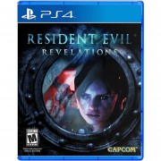 Resident Evil Revelations PlayStation 4