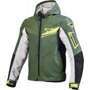 Macna Imbuz Textile Jacket Green 3XL