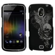 Funda Protector Samsung Nexus i515 Negro Calavera