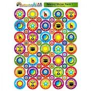 English Reward Sticker Pack (236 Stickers)
