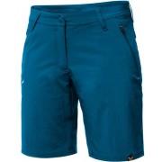 Salewa *Talvena DST - pantaloni corti trekking - donna - Light Blue