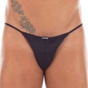 Lookme Transition Sheer Back Bikini Underwear Black 13-61