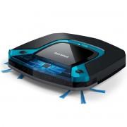 Robot de aspirare Philips SmartPro Easy FC8794/01, 14,8 V, Li-Ion, 0.4l, EPA 12, Albastru/Negru