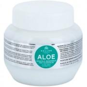 Kallos KJMN mascarilla hidratante con aloe vera 275 ml