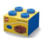 40201731 Sertar de birou LEGO 2x2 albastru