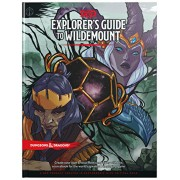 Explorer's Guide to Wildemount (D&d Campaign Setting and Adventure Book) (Dungeons & Dragons), Hardcover/Wizards RPG Team