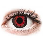 Maxvue Vision ColourVUE Crazy Lens - nedioptrické (2 čočky) Volturi
