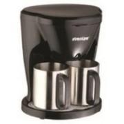 Euroline EL-1102 2 cups Coffee Maker(Black)
