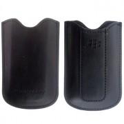 BlackBerry Leather Pouch - кожен калъф за BlackBerry Pearl 8100/8110/8120/8130 (bulk)