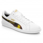 Puma Smash Leather Camo