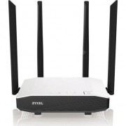 Router zyxel 802.11ac ZYXEL NBG6615 AC1200 MU-MIMO Dual-Band Wireless Gigabit Router