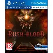 Until Dawn Rush of Blood PS4 Basic PlayStation 4 ITA videogioco 9847359