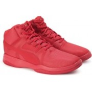 Puma Rebound Street evo Sneakers For Men(Red)