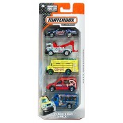 Matchbox, 2015 On A Mission, City Adventure 5 Pack