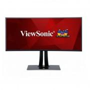 """ViewSonic VP3881 38"""" LED IPS WQHD+ Curvo"""