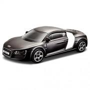 "Bburago 1/43 Street Fire (3.5"") Audi R8 - Black"
