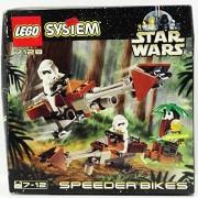 Lego Star Wars Speeder Bikes Lego