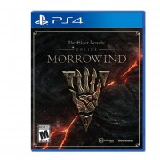 PS4 Juego The Elder Scrolls Online Morrowind Para PlayStation 4