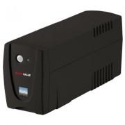 Onduleur 600VA Elite Value Technologie GreenPower Nitram Batterie 12v 7Ah