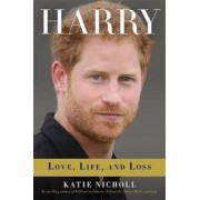 Hachette Harry: Life, Loss, and Love - Nichollová Katie