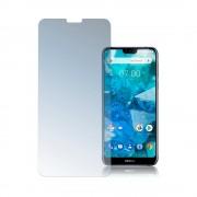 4smarts Second Glass Limited Cover - калено стъклено защитно покритие за дисплея на Nokia 7.1 (прозрачен)