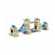 Arquitectura del mundo 3D tridimensional rompecabezas educativos Juguetes para niños Puzzle bricolaje Modelo creativo niños y adultos regalo