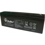 DIAMEC 12V 2,2Ah akkumulátor