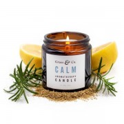 CALM AROMATHERAPY CANDLE