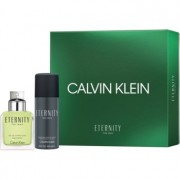Calvin Klein Eternity for Men Geschenkset XVI. Eau de Toilette 100 ml + Deo-Spray 150 ml