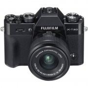 Fujifilm X-T20 24MP WiFi Negra + Objetivo XC 15-45mm F3.5-5.6 OIS PZ
